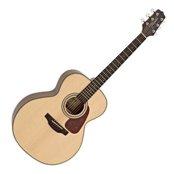 Takamine GN10-NS Acoustic Guitar, Natural Satin - TK-GN10-NS